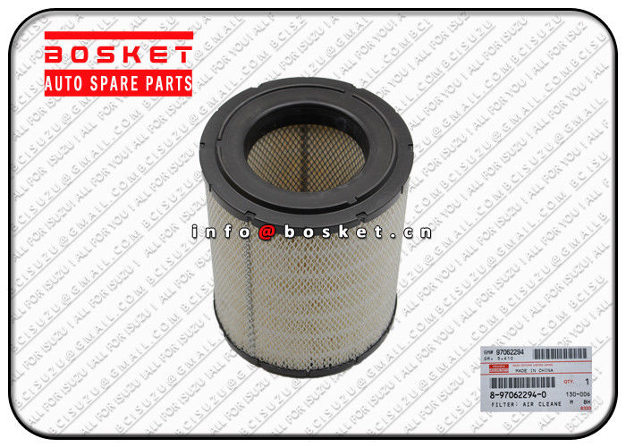Air Cleaner Filter 8970622940 8-97062294-0 Isuzu Filters For 4JJ1 4HK1 supplier