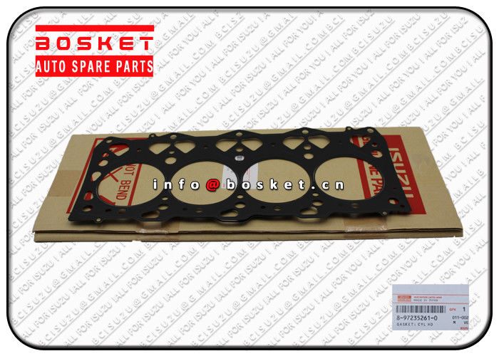 Cylinder Head Gasket 8972352610 8-97235261-0 Suitable for ISUZU 4LE2 supplier