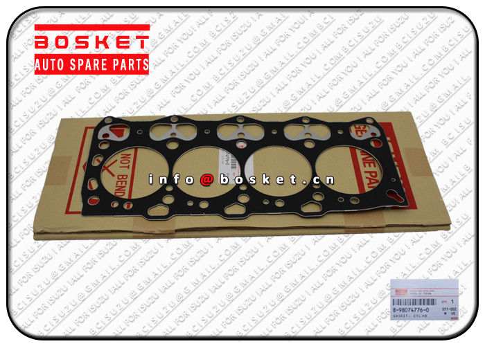 8980747761 8-98074776-1 Isuzu Cylinder Head Gasket Suitable for ISUZU 4LE1 supplier