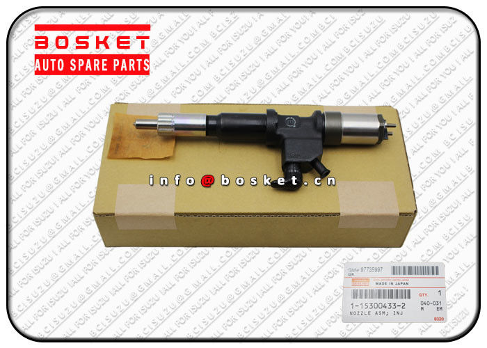 1-15300433-2 1153004332 Injection Nozzle Assembly Suitable for ISUZU supplier