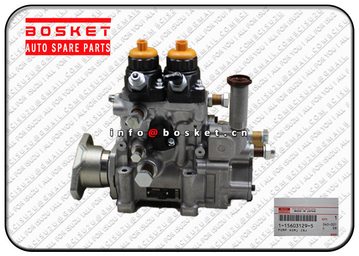 ISUZU 6SD1 Injection Pump Assembly 1156031295 094000-0145 1-15603129-5 094000-0145 supplier
