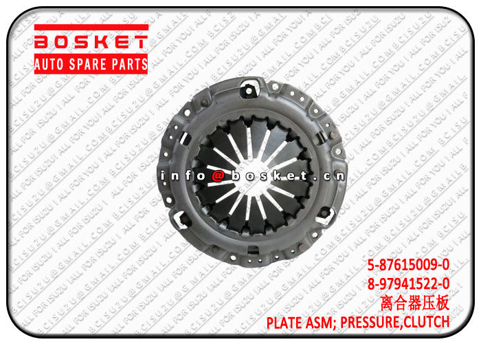 5-87615009-0 8-97941522-0 5876150090 8979415220 Clutch Pressure Plate Assembly Suitable For ISUZU D-MAX TFR 4JH1 supplier