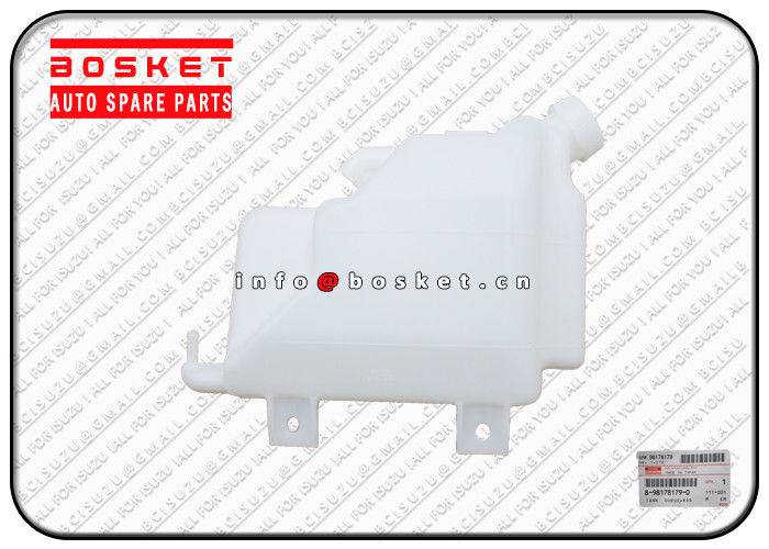 700P 4HK1 Isuzu Truck Parts Radiator Surge Tank  8981781790 8-98178179-0 supplier