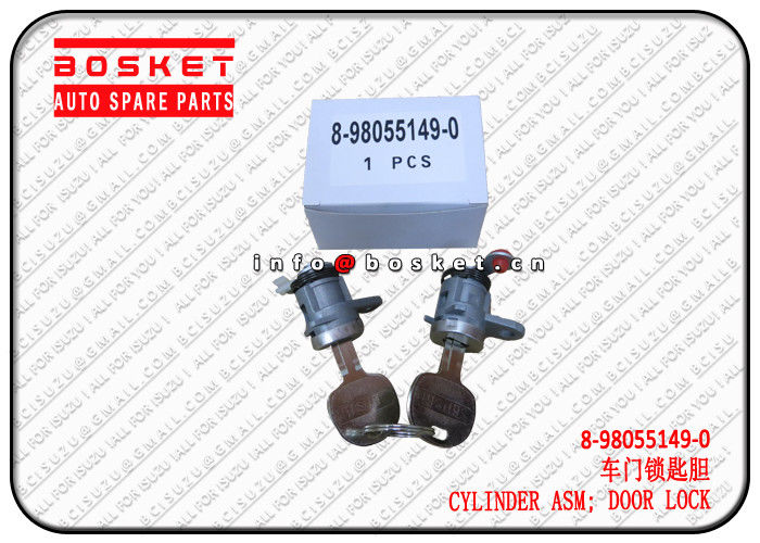 8-98055149-0 8980551490 Door Lock Cylinder Assembly Suitable For ISUZU NMR 700P supplier
