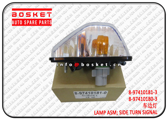 8-97410181-3 8-97410180-3 8974101813 8974101803 Side Turn Signal Lamp Assembly Suitable For ISUZU 700P supplier