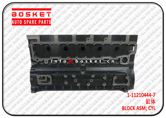 1-11210444-7 1112104447 Isuzu FVR Parts Cylinder Block Assembly Suitable for ISUZU FVR 6BG1 supplier