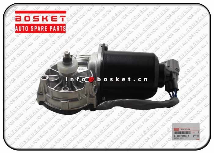 8980788081 8-98078808-1 Front Windshield Wiper Motor Assembly For ISUZU FVZ FVR supplier
