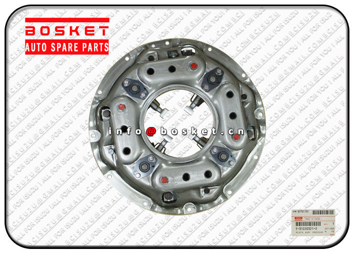 Clutch Pressure Plate Assembly For ISUZU CXZ81K 10PE1 1312203210 1876110010 1-31220321-0 1-87611001-0 supplier