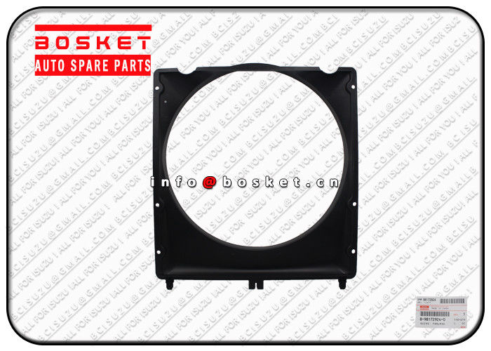 Durable Isuzu Engine Parts  8981729240 8-98172924-0 NPR Rad Fan Guide supplier