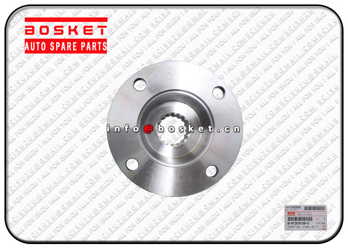 ISUZU NPS 8973035380 8-97303538-0  Truck Chassis Parts Final Drive Pinion Coupling supplier
