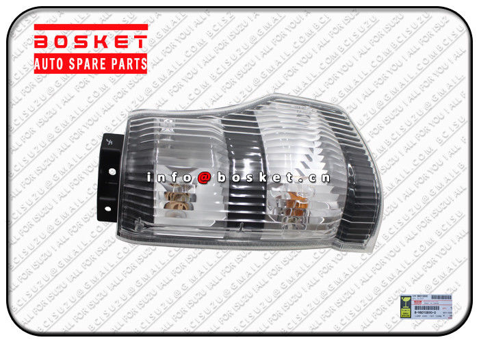8980108901 8-98010890-1 Front Combination Lamp Assembly For ISUZU 600P supplier
