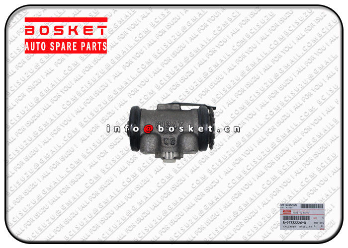 Rear Brake Wheel Cylinder For ISUZU 4HG1 NPR 8-97332226-0 8-97139855-0 8973322260 8971398550 supplier