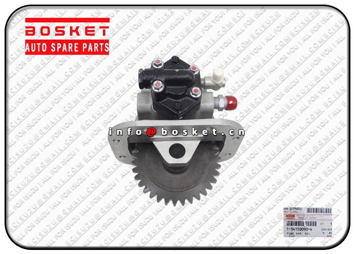 ISUZU CYZ CXZ Oil Pump Assembly 1-34150090-4 1-34150090-4 1341500904 1341500904 supplier