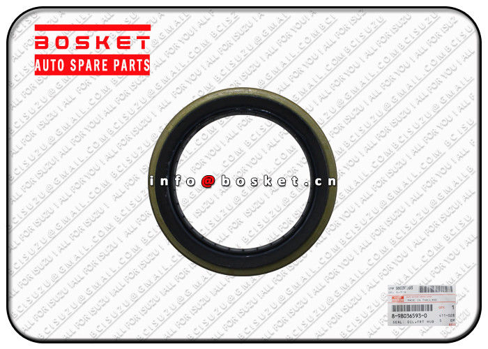 ISUZU TFR54 4JA1 Truck Chassis Parts 8-98036593-0 8-94433718-0 8980365930 8944337180 Front Hub Oil Seal supplier
