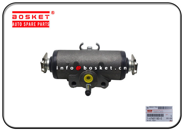 1-47601183-0 1476011830 FTR Isuzu Brake Parts Rear Brake Wheel Cylinder supplier