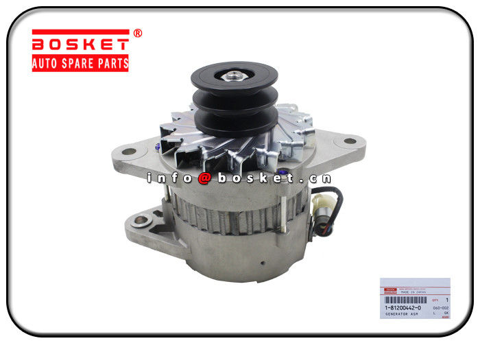 Generator Assembly Isuzu Body Parts For ISUZU 10PC1 CXZ 1-81200420-2 1-81200442-0 1812004202 1812004420 supplier