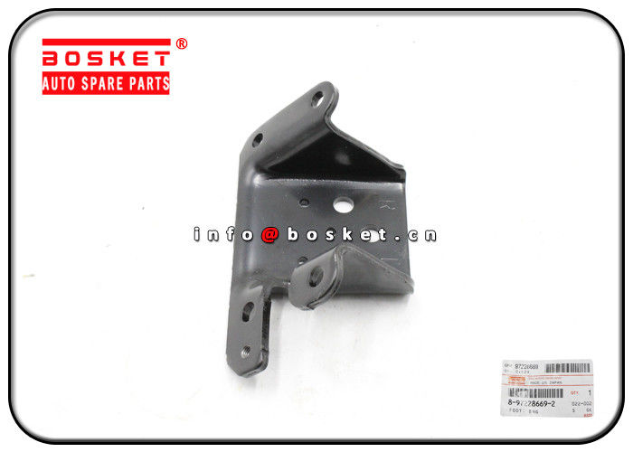 NPR 8-97228669-2 8972286692 Engine Foot / Isuzu Engine Spare Parts supplier