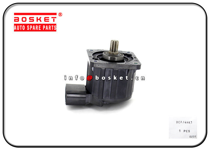 4HK1 DCF Isuzu Truck Parts Exhaust Brake Mag Valve High Performance supplier