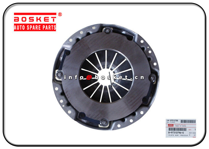 Clutch Pressure Plate Assembly For Isuzu 4HF1 NPR66 8-97310796-0 8-97031757-2 8973107960 8970317572