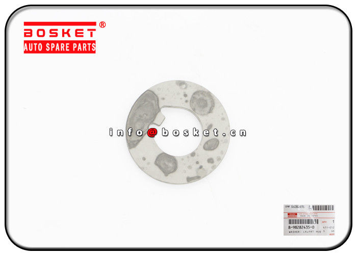 NHR NKR NPR 8-98282435-0 8982824350 Truck Chassis Parts Front Hub Bearing Lock Washer supplier