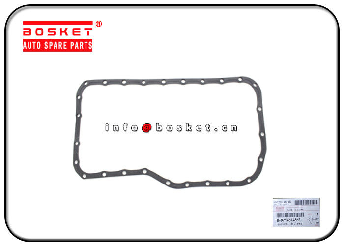 8-97146148-2 8971461482 Isuzu Engine Parts Oil Pan Gasket For 4HG1 NPR66 supplier
