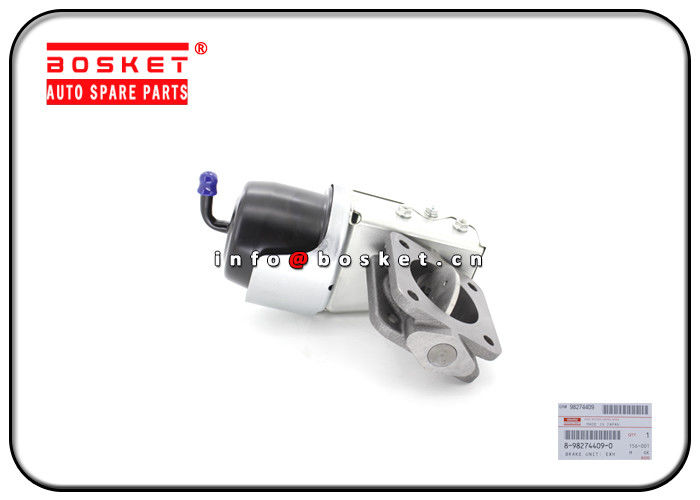 8-98274409-0 8982744090 Exhaust Brake Unit For ISUZU NPR75 NQR supplier