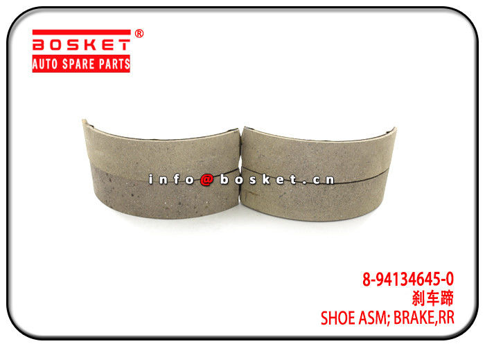 8-94134645-0 8941346450 Rear Brake Shoe Assembly Suitable for ISUZU 4JA1 NHR54 supplier