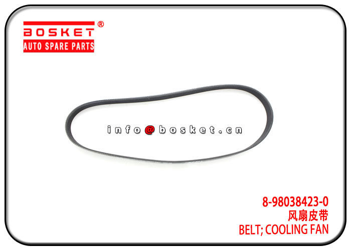ISUZU 4JH1 NPR 8-98038423-0 8980384230 Cooling Fan Belt supplier