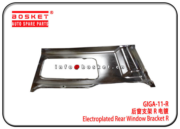 ISUZU EXR  GIGA-11-R GIGA11R Electroplated Rear Window Bracket R supplier