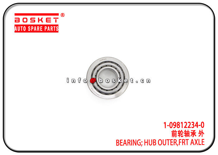 Front Axle Hub Outer Bearing For ISUZU 6WF1 10PE1 CVZ 1-09812234-0 1-09812085-0 HH506349 1098122340 1098120850 supplier