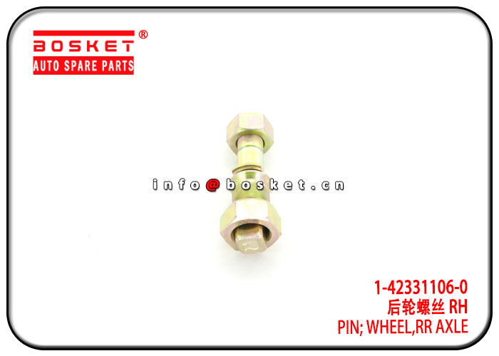 1-42331106-0 1423311060 Rear Axle Wheel Pin Suitable for ISUZU FSR FRR supplier