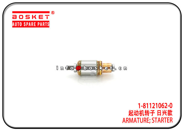 1-81121062-0 1811210620 Starter Armature For ISUZU 6HE1 FVR32 supplier