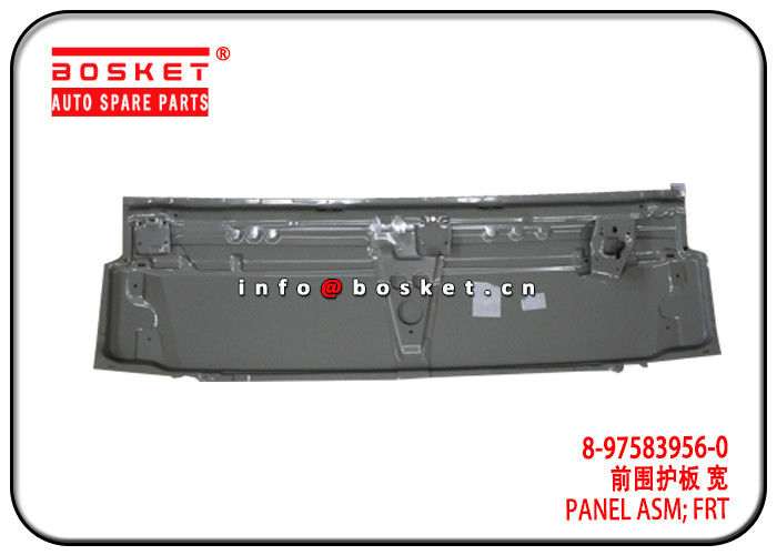 4KH1 600P Isuzu NPR Parts 8-97583956-0 3-53001861-1 8975839560 3530018611 Front Panel Assembly supplier