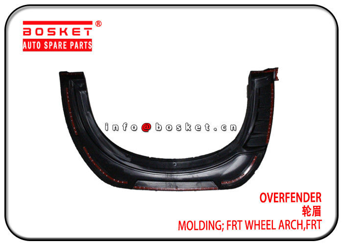 ISUZU Spare Parts DMAX 2017+  Overfender Front Wheel Arch Molding supplier