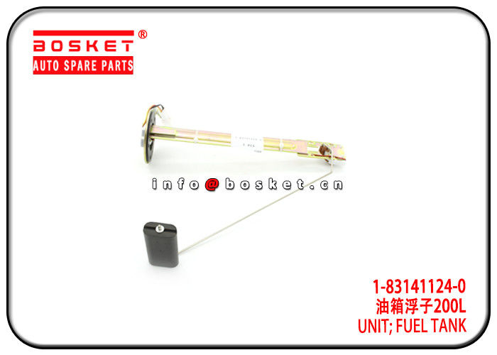 1-83141124-0 1831411240 Fuel Tank Unit For ISUZU 10PE1 CXZ81K supplier