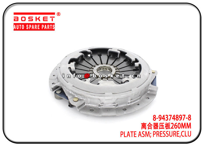 8-94374897-8 ISC589 8943748978 Clutch Pressure Plate Assembly For ISUZU 6VD1 UCS25 supplier
