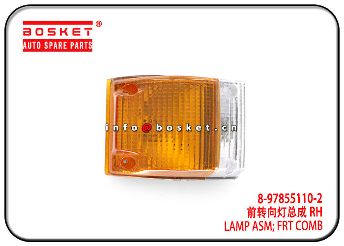 ISUZU 4JB1 NKR55 Front Combination Lamp Assembly 8-97855110-2 8978551102 supplier