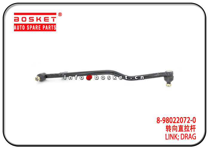 ISUZU NLR NMR 8-98022072-0 8980220720 Drag Link H/S Code 870894000 supplier