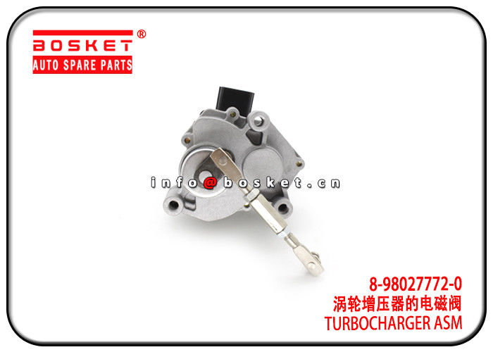 ISUZU 4HK1 NPR Turbocharger Assembly 8-98027772-0 8980277720 supplier