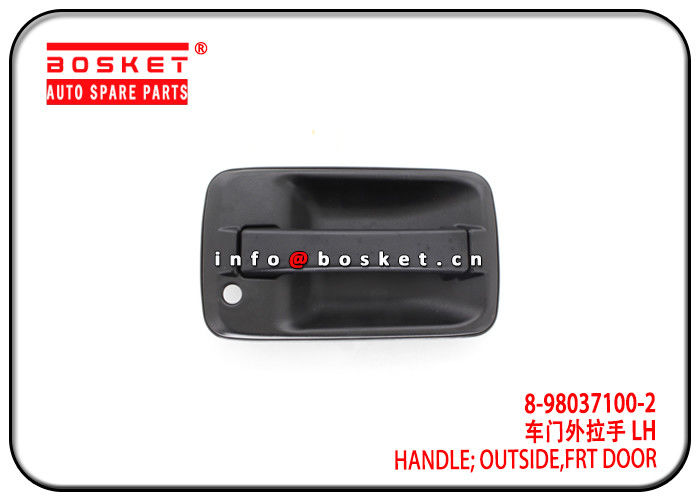 ISUZU NMR 700P Front Door Outside Handle 8-98037100-2 8980371002 supplier