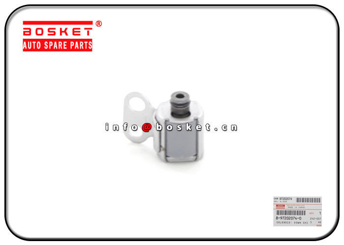 ISUZU NPR Clutch System Parts 8-97202074-0 8972020740 A/T Down Shift Solenoid supplier