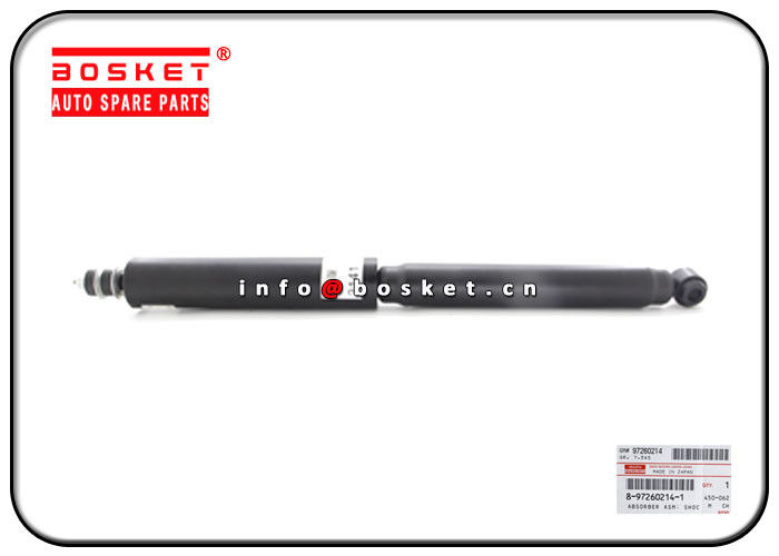 ISUZU NKR Truck Chassis Parts 8-97260214-1 8972602141 Front Shock Absorber Assembly supplier