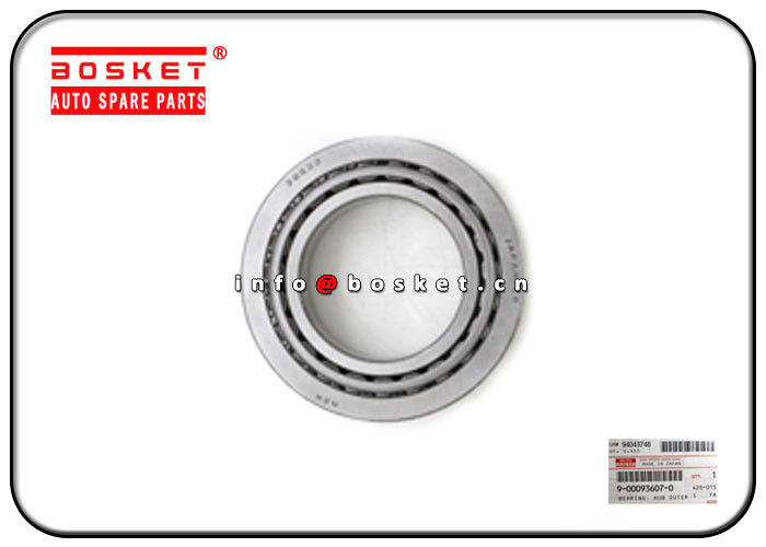 ISUZU 4HF1 NKR NPR Rear Axle Hub Outer Bearing 9-00093607-0 9-00093609-0 9000936070 9000936090 supplier