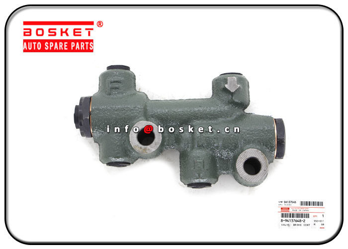 8-94137648-2 8941376482 Brake Control Valve For ISUZU 4ZE1 TFR17 supplier