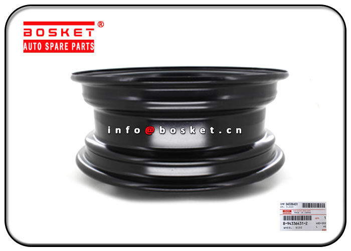 8-94336431-2 8943364312 Truck Chassis Parts DIsc Wheel For ISUZU 4JB1 NKR55 supplier