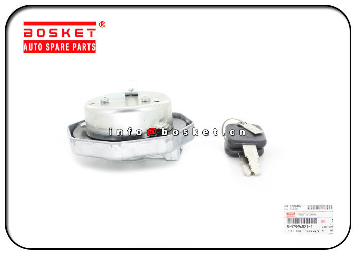 NKR 100P Isuzu Body Parts With Key Fuel Tank Cap 8-97994821-1 8-94160028-0 8979948211 8941600280 supplier