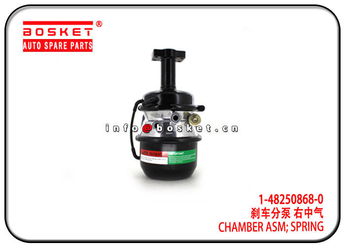 1482508680 1874120970 Isuzu Brake Parts Spring Chamber Assembly For 6WF1 CXZ51K 1-48250868-0 1-87412097-0 supplier