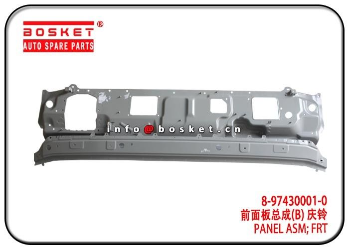 Front Panel Assembly Isuzu Body Parts 8-97430001-0 5300010-CYZ14 8974300010 5300010CYZ14 supplier