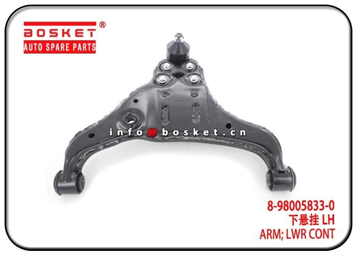 4X2 Isuzu D-MAX Parts  Lower Control Arm LH 8-98005833-0 8-97365015-0 8980058330 897365015 supplier
