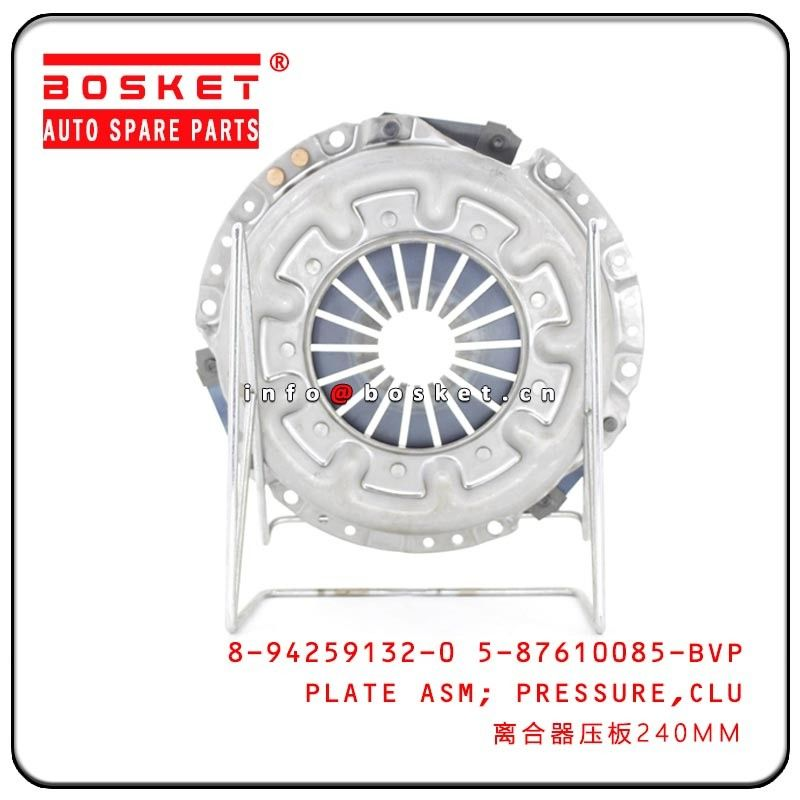 Clutch Pressure Plate Assembly For ISUZU 4JA1 NHR54 8-94259132-0 5-87610085-BVP 8942591320 587610085BVP supplier